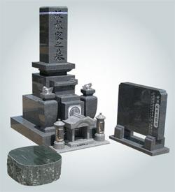 有限会社かの石材 事業内容の写真